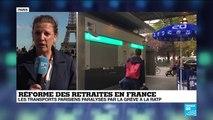 Grève massive à la RATP : une mobilisation inédite depuis 12 ans