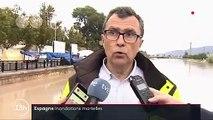 Espagne : trois morts dans de violentes inondations
