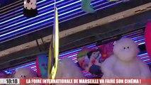 Pour sa 95ème  édition, la Foire Internationale de Marseille fait son cinéma