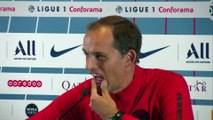 Point presse de Tuchel (1ere partie)