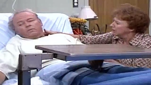 All In The Family Season 7 Episode 7 Archie's Operation (Part 2)