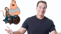 Patrick Warburton (Joe Swanson) Reviews Impressions of His Voice