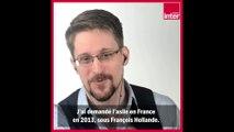 """Edward Snowden : """"Protéger les lanceurs d'alerte, ça n'a rien d'hostile, ce n'est pas une attaque contre les États-Unis"""""""