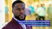 Kevin Hart Released From Los Angeles Hospital