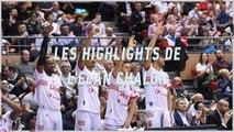 Les Highlights de la  saison de l'Elan Chalon