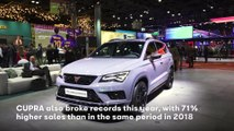 SEAT accelerates its electric offensive at the Frankfurt IAA 2019