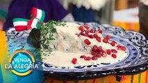 ¡Deleita a tu paladar con estos Chiles en Nogada! | Venga La Alegría