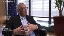 قبل مغادرة الرئاسة.. يونكر يتحدث عن خلاصة تجربته ضمن المفوضية الأوروبية