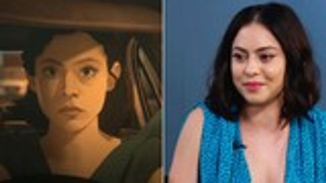 'Undone' Star Rosa Salazar Talks Using Rotoscope Animation to Create Amazon Series, Gushes Over Co-Star Bob Odenkirk | In Studio