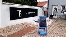 Trois questions à Thibault Nopre, chef du restaurant La Toque Blanche à Bénestroff