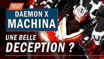 DAEMON X MACHINA : Une belle déception ? | TEST