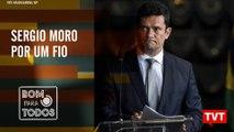 Sergio Moro por um fio – Cresce número de pessoas mortas por policiais – Bom Para Todos 13.09.2019