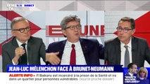 """Affaire Bayrou: """"Je trouve scandaleuse la façon dont a été traité le MoDem"""", déclare Jean-Luc Mélenchon"""