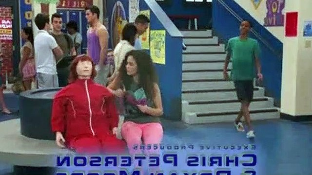 Lab Rats Season 3 Episode 11 - Cyborg Shark Attack