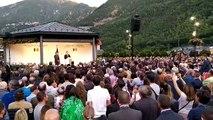 Macron parla de l'avortament a Andorra