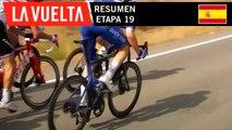 Resumen - Etapa 19 | La Vuelta 19
