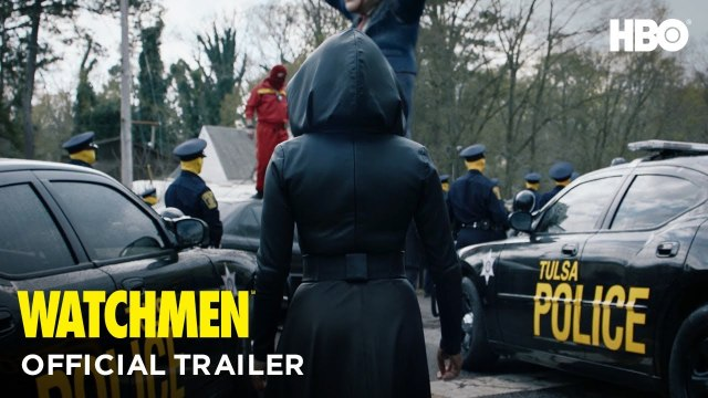Watchmen Official Trailer (2019) Yahya Abdul-Mateen II, Christie Amery HBO Series