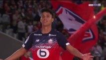 Lille 2-0 Angers: GOAL - Araújo