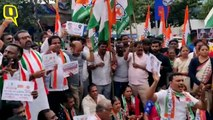 Protests in Karnataka a Day After DK Shivakumar's Addresses