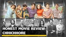Honest Movie Review: Chhichhore