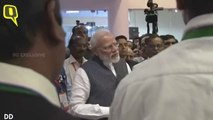 'No Need to Get Dejected', PM Modi Tells ISRO Scientists
