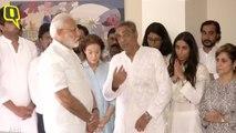 PM Modi Pays Last Respects to Ram Jethmalani