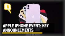 Apple iPhone Event 2019: New iPhone 11 & Other Key Announcements