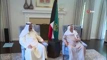 - Kuveyt Emiri taburcu olmasının ardından ilk kez görüntülendi