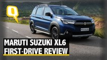 Maruti Suzuki XL6 First-Drive Review: Ertiga's Better-Looking Twin