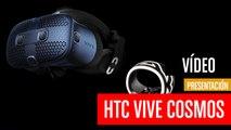 Gafas de realidad virtual HTC Vive Cosmos ya a la venta