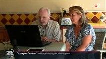 Sans papiers et sans toit, deux Français ont tout perdu après l'ouragan Dorian