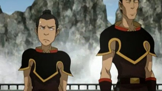 Avatar The Last Airbender S03E15 - The Boiling Rock, Part 2