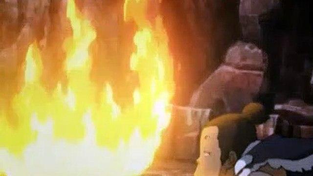 Avatar The Last Airbender S03E18 - Sozin's Comet, Part 1 - The Phoenix King