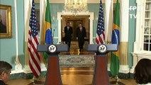 EUA e Brasil, juntos pela Amazônia