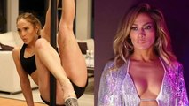 How Jennifer Lopez trained to pole dance in 'Hustlers'