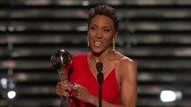 Robin Roberts' Inspiring Award Acceptance Speech