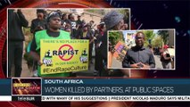South Africa: Protest Against Gender-based Violence