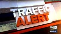Weekend traffic alert: September 13-16