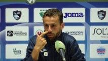 Après HAC - Paris FC, réaction d'Alexandre Bonnet
