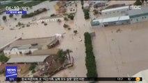 [이시각 세계] 스페인, 100년 만에 '최악의 홍수'