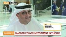 Masdar to Invest in U.K. Electric Car Charging Fund