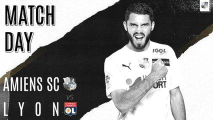 Résumé du match Amiens SC - Olympique Lyonnais ( 2-2)