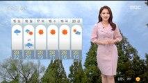 [날씨] 오늘 아침 서울·중부지방 많은 구름, 곳곳에 비 예보
