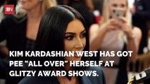 Kim Kardashian May Be Considering Fashions With Pee Holes