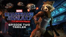 Marvel's Guardians of the Galaxy The Telltale Series : Episode 2 - Trailer officiel