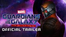 Marvel's Guardians of the Galaxy The Telltale Series - Trailer officiel