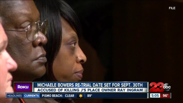 Retrial for woman accused of killing local chef scheduled for Sept. 30