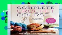 Complete Crochet Course Complete