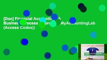 [Doc] Financial Accounting: A Business Process Approach (MyAccountingLab (Access Codes))