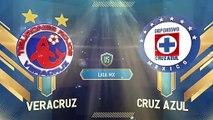 Cruz Azul no pudo ganarle a Veracruz  | Azteca Deportes